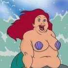 Fat Little Mermaid